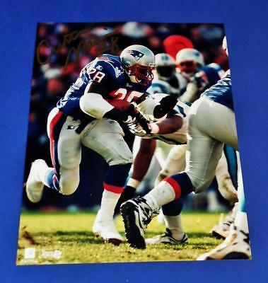 74ad47f5fbc Curtis Martin New England Patriots Official 8 X 10Nfl Photo 2 Free Shipping  Sale