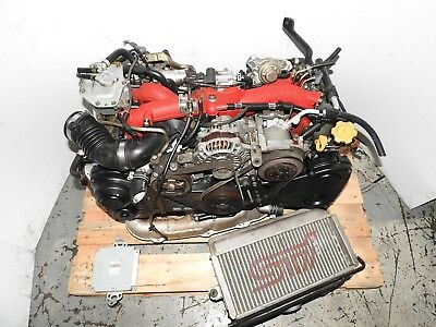 GR GV 2008-2014 EJ207 Dual AVCS Engine Swap For Sale with