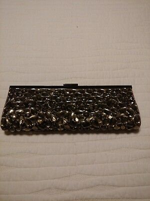 676e3158823 BURBERRY - JEWELED Clutch Purse! New without tags - $125.00 | PicClick