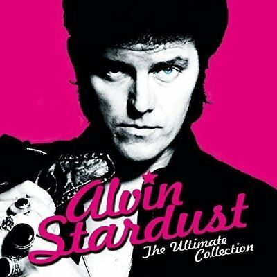 ALVIN STARDUST - The Very Best Of - Greatest Hits Ultimate Collection CD NEW