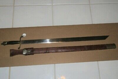 German Spanish Cuban cavalry machete sword 19th Century Fernando Esser Elberfeld