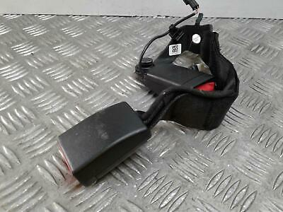 2018 BMW 3 SERIES F30/F31/LCI Rear Right & Centre SEAT BELT STALK