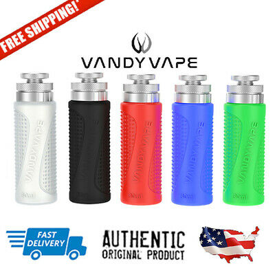 LIGHTER SHAPE SQUONK Mech Silicone Mod RRS 30ml Refill bottle for