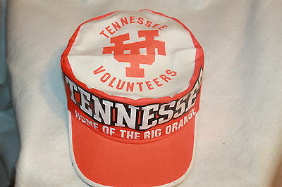 sneakers for cheap 36f7d f913d Tennessee Volunteers NCAA Painters Cap Hat Vintage New Old Stock from the  1980 s