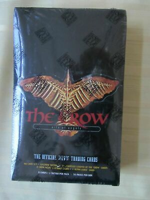 The Crow City Of Angels Official Movie Trading Cards - New Sealed Box 36 packs