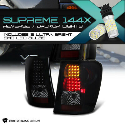 360 DEGREE SMD BACKUP L+R LED TAILLIGHT LAMP For 99-04 JEEP GRAND CHEROKEE WJ WG