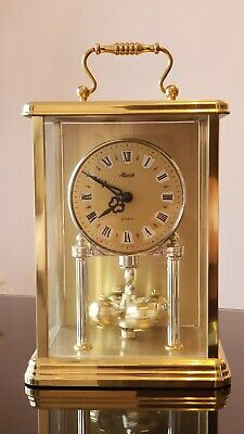Hermle Mantle Carriage Clock