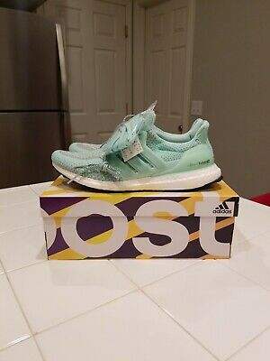 6d9591b88ef43 Adidas Ultra Boost 2.0 Limited Lady Liberty NYC Men Running Shoes SZ 10.5  G2928
