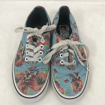 588140a35c2e58 Vans Star Wars Collaboration Men s Shoes Size 4 Yoda Aloha Authentic  Women s 5.5