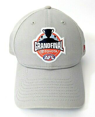 Official AFL Grand Final Football Cap Hat MCG 2017 Collectable Footy Richmond
