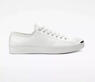 7f8cd76c20af NikeLab Converse Jack Purcell HTM Modern Ox Low Top White Size 8.5 155018c  New