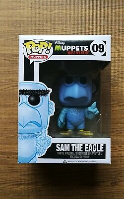 THE MUPPETS MUPPETS Most Wanted Funko POP! TV Sam the Eagle