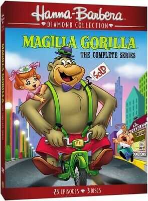 Magilla Gorilla: The Complete Series (RP DVD