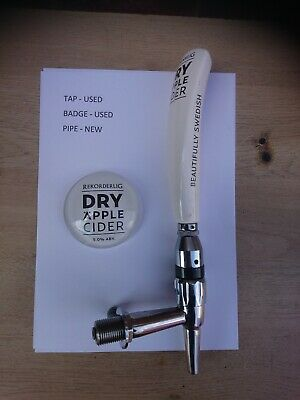 #TK1086 REKORDERLIG replacement tap and badge kit   , font,tbar,pub, mancave