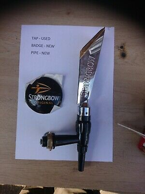 #TK1088 STRONGBOW replacement tap and badge kit   , font,tbar,pub, mancave