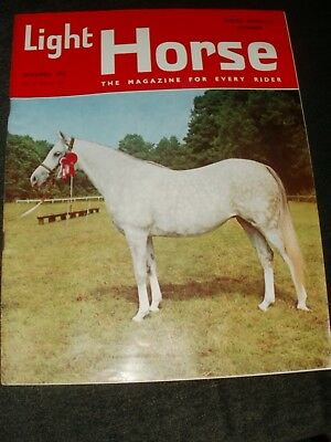 Light Horse Magazines Jan 1970