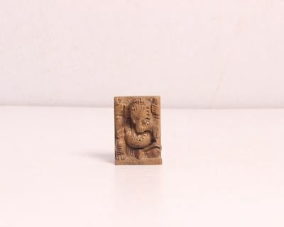Hearty Old Vintage Hand Made Hindu God Ganesha Miniature Hand Made-ebay4016 Asian Antiques Other Asian