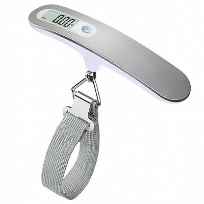 50KG Digital Weighing Luggage Scales Handheld Electronic Travel Suitcase Bags AU