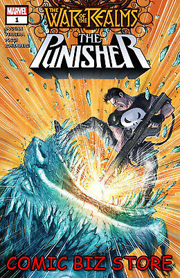 War Of The Realms Punisher #1 (Of 3) (2019) 1St Printing Ferryra Main Cover