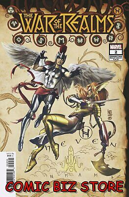 War Of The Realms #2 (Of 6) (2019) 1St Print Camuncoli Connecting Variant ($4.99
