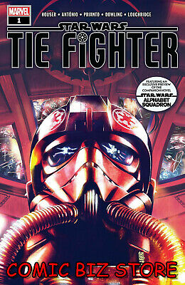 Star Wars Tie Fighter #1 (Of 5) (2019) 1St Printing Camuncoli Bonetti Main Cover