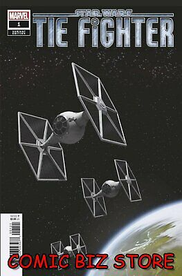 Star Wars Tie Fighter #1 (Of 5) (2019)  1St Print Scarce 1:10 Movie Variant Cvr