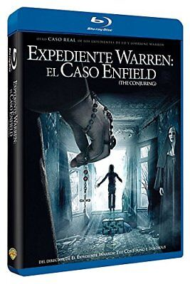 Expediente Warren : El caso Enfield - BLURAY  BLU RAY