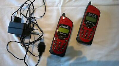 Gsm Collection Coca Cola - Lot De 2