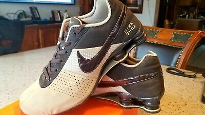 detailed look c102d 5620f 2013 RARE NIKE SHOX DELIVER Nubuck Brown Suede Men s Sz 13 IN GREAT  CONDITION.