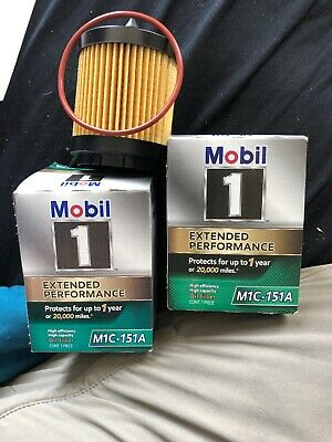 Mobil 1 Oil Filter >> Mobil 1 M1c 151a Extended Performance Oil Filter Oil Lube