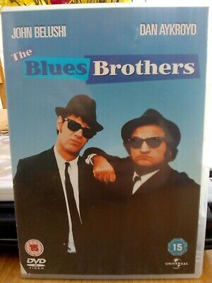 The Blues Brothers DVD (2009) John Belushi A1 condition FREEPOST