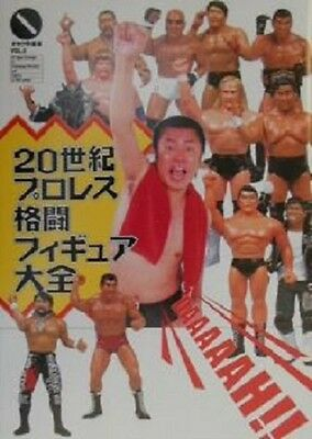 USA Wrestling Figure Collection Guide Book Japanese 2000