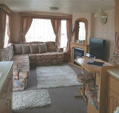 For Sale Caravan 8 Berth Static Ingoldmells Skegness On Plot Promenade Site