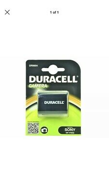 Duracell DR9954  Replacement Digital Camera Battery For Sony NP-FW50 Battery