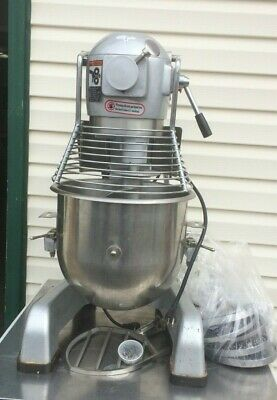 NEW ADCRAFT PM-20 QT Planetary Mixer Dough Beater Whip