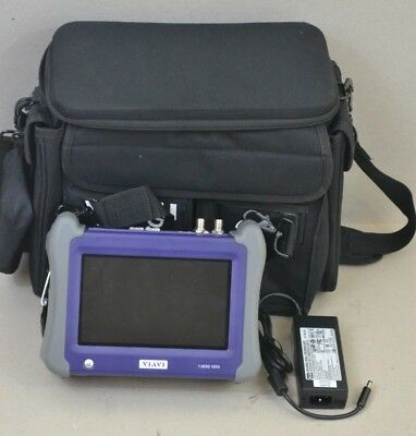 JDSU Viavi T-BERD 5800v2 5800 Fiber Optic Network Tester MTS 1G Dual Port 5822P