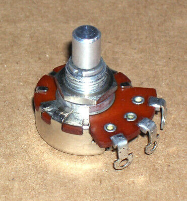 1956 Stackpole 1 meg linear taper potentiometer ~ removed from Fender 5E3 Deluxe