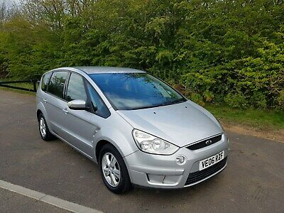 2006 FORD S-MAX 1.8 TDCI DIESEL 7 SEATER MPV 6 Speed Manual