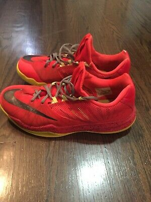 f4d8cd0ae1883 NIKE ZOOM RUN THE ONE PE JAMES HARDEN SIZE 11.5 718018 606 Houston ...