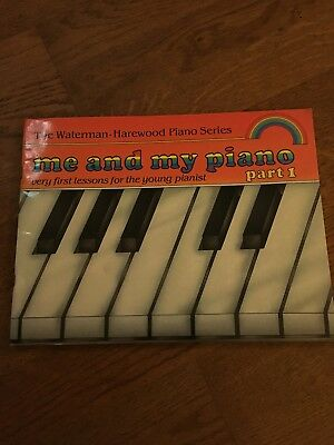 Me and My Piano - Part 1 (The Waterman / Harewo... by Harewood, Marion Paperback