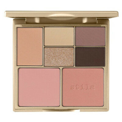 Stila Perfect Me, Perfect Hue Medium/tan Eye And Cheek Palette