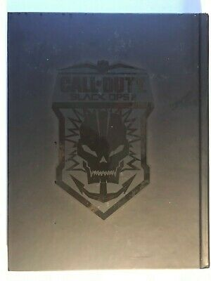 Call of Duty Black Ops 2 Strategy Guide Brady Games Hardcover Book
