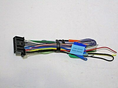 ORIGINAL KENWOOD DDX9903S Wire Harness Oem New W19 - $17.44 ... on