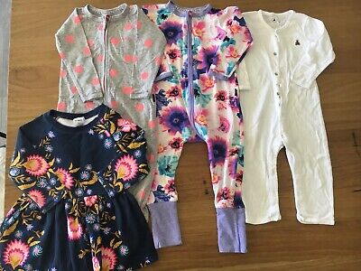 Bonds And Baby Gap Girls Size 1