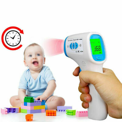IR Infrared Digital Termometer Non-Contact Forehead Baby/Adult Body Thermometer