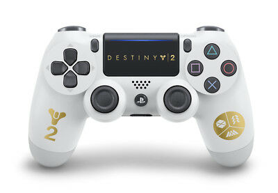 SONY PS4 - Controller Dualshock 4 V2 Destiny 2 Limited Edition Scatola Rovinata