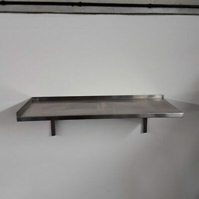 Commercial Stainless Wall Shelf Storage Kitchen