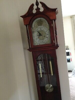 Grand Father Clock English Elegance
