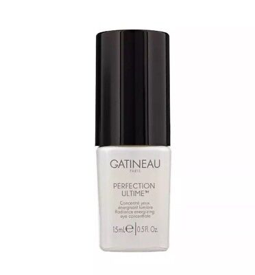 GATINEAU PERFECTION ULTIME RADIANCE ENERGIZING EYE CONCENTRATE 15ml New