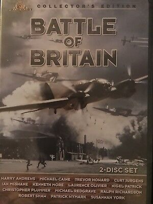 Battle of Britain [Collector's Edition] Widescreen DVD 2-Disc FACTORY SEALED